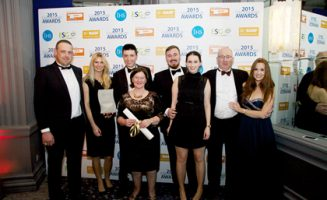 Carney Construction win Concrete Award